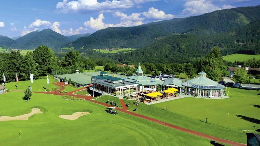 Clubhaus Golfclub Reit im WInkl
